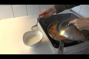 Zu viel Knoblauch verwendet - so retten Sie das Essen