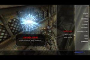 Skyrim: Vampirblut loswerden - so geht's