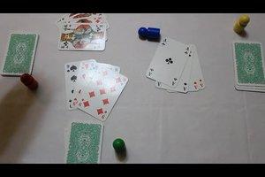Spielanleitung für Quartett - so geht dieses Kartenspiel
