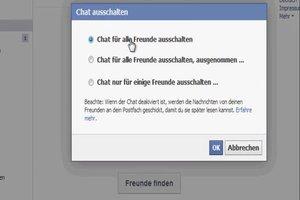 Facebook Unsichtbar Machen