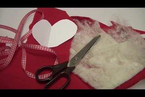 Bastelideen für den Valentinstag