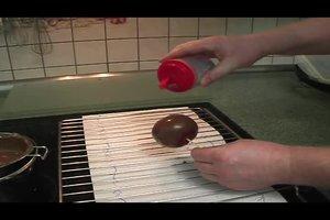 Schokoäpfel selber machen - ein Rezept