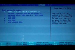 Beim Acer den BIOS starten - so geht's