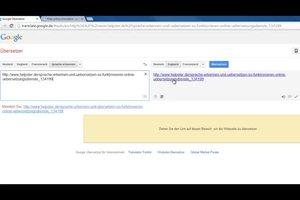 Sprache erkennen und übersetzen - so funktionieren Online-Übersetzungsdienste
