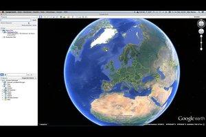 Google Earth: Koordinaten eingeben - so geht's