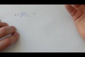 Beschleunigung berechnen - so geht's in der Physik