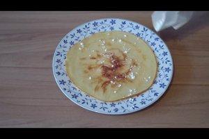 Schnelles Tassenrezept - Pfannkuchen für Eilige