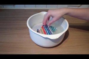 So kann man Brillenputztücher waschen