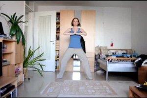 Oberkörpertraining für zuhause - einfache Übungen zum Muskelaufbau