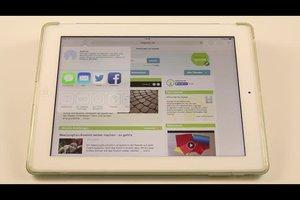 iPad - Favoriten anlegen