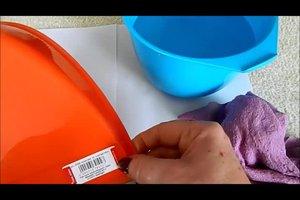 Klebeband entfernen - Reste verschwinden so spurlos