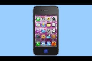 Der Home-Button am iPhone 4: Ein Knopf mehrere Funktionen - so nutzen Sie diese