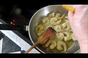 Shrimps zubereiten - so geht's
