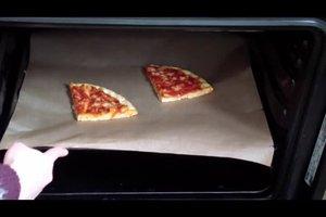 Pizza aufwärmen - diese Möglichkeiten haben Sie