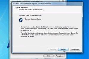 Wie aktiviert man Bluetooth bei Windows 7? - So funktioniert's