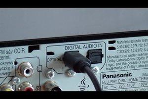 Ein optisches Kabel für das Heimkino verwenden - darauf sollten Sie achten