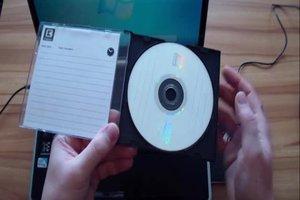 DVD SuperMulti Double Layer am Notebook richtig nutzen