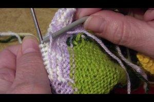 Bilder stricken - eine Anleitung für Anfänger
