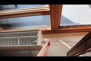 Nasse Fenster im Winter - so beheben Sie das Problem
