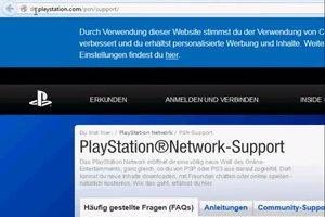 """""""Sie wurden vom Playstation Network abgemeldet"""" - was tun bei der Fehlermeldung?"""