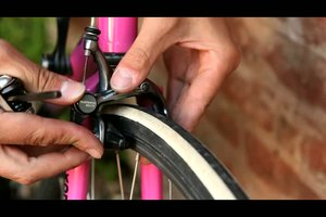 fahrradbremse reparieren