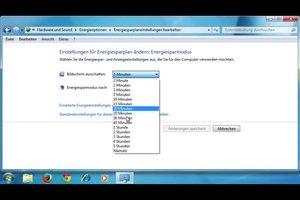 Windows 7 automatisch herunterfahren - das Deaktivieren der Funktion geht so