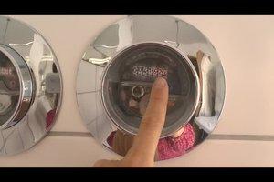 Wasserverbrauch einer Waschmaschine - so viel kostet Sie ein Waschgang