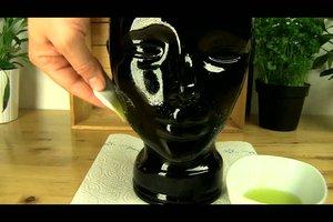 Gesichtspeeling gegen Pickel selber herstellen