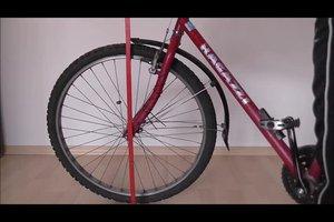 Fahrradtacho einstellen - so geht's