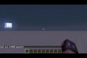 Minecraft: Tag und Nacht ausschalten - so gelingt's