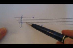 Noten lesen lernen - Anleitung für musikalische Anfänger