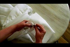 Gardinen aufhängen leicht gemacht - nützliche Tricks