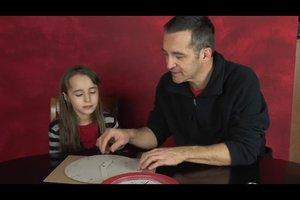 Uhrzeit lernen - so bringen Sie es Ihren Kindern bei