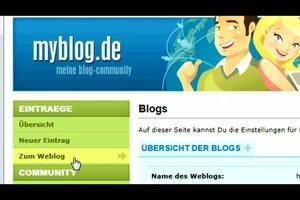 Wo und wie kann man einen Blog erstellen?