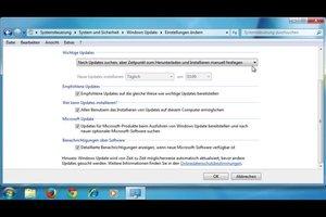 Windows 7-Treiber automatisch suchen - so geht's