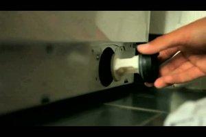 Waschmaschine - Flusensieb reinigen