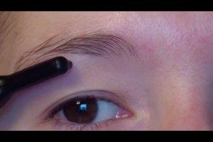 Augenbrauen-Former - eine Anleitung für die richtige Handhabung