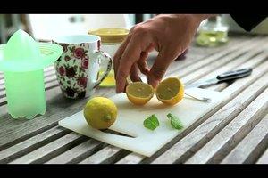 Heiße Zitrone selber machen - so geht´s
