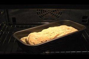 Brot ohne Getreide backen - ein Rezept