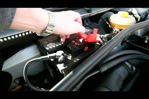 Autobatterie testen - Anleitung