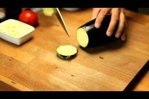 Auberginen grillen - so gelingt die Zubereitung