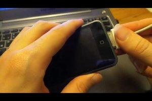 Lieder löschen beim iPod nano - so geht's