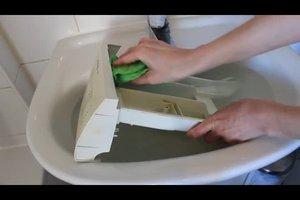 Schimmel in der Waschmaschine entfernen - so gehen Sie vor