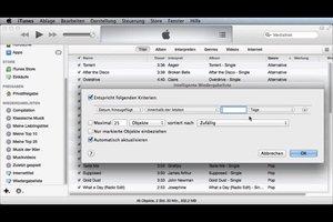 iTunes: Der Liste zuletzt hinzugefügt - so finden Sie's