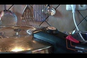 Braten im Schnellkochtopf zubereiten - so klappt's mit Reh