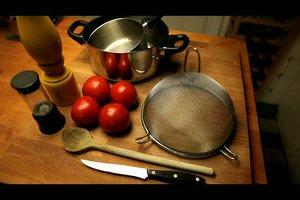 Tomatensaft selber machen