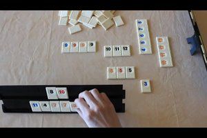 Rummy Cup Anleitung