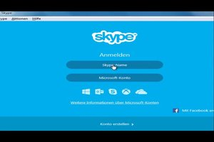 Skype: Verlauf wiederherstellen - so gelingt's