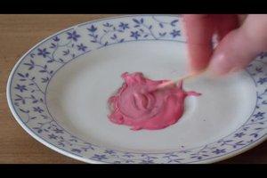 Pink mischen - so mischen Sie die den richtigen Farbton für Ihre Wand
