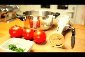 Tomaten pürieren - so geht's
